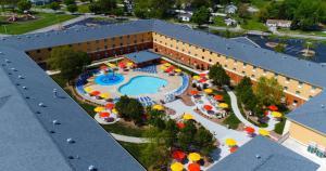 Cedar Point's Express Hotel, Отели  Сандаски - big - 40