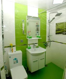 Apartment on Ali Valiyev 9, Апартаменты  Баку - big - 19