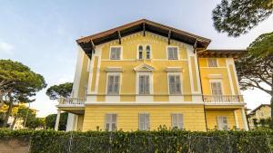 Residence Villa Marina, Apartmanhotelek  Grado - big - 38