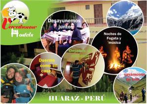 Vacahouse 2 Eco-Hostel, Hostels  Huaraz - big - 24