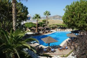 Alkyoni Beach Hotel, Hotely  Naxos Chora - big - 79