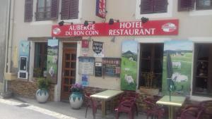 AUBERGE DU BON COIN - Hotel - Moulins-Engilbert