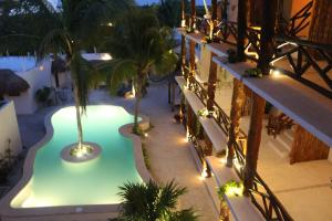 Tierra Mia Boutique Hotel, Hotely - Ostrov Holbox
