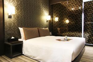MOSHAMANLA Hotel-Main Station, Отели  Тайбэй - big - 20