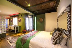 Alaia Holidays Gran Vía, Apartmány  Madrid - big - 31