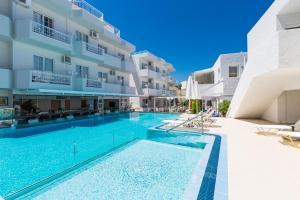 Castello Bianco Aparthotel, Aparthotels  Platanes - big - 36