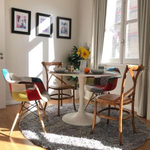 Unique Design Apartments.  Mynd 18