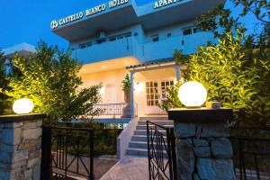 Castello Bianco Aparthotel, Aparthotels  Platanes - big - 46