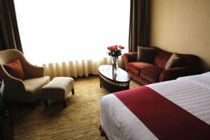 Holiday Inn Chengdu Century City West, Szállodák  Csengtu - big - 3