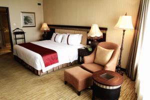 Holiday Inn Chengdu Century City West, Szállodák  Csengtu - big - 10