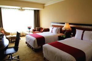 Holiday Inn Chengdu Century City West, Szállodák  Csengtu - big - 18