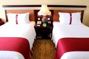 Holiday Inn Chengdu Century City West, Szállodák  Csengtu - big - 27