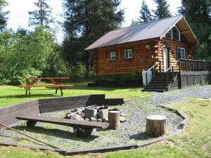 Andersen's Evergreen Cabin - Moose Pass