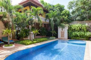 HanumanAlaya Colonial House, Hotel  Siem Reap - big - 34
