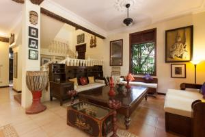 HanumanAlaya Colonial House, Hotely  Siem Reap - big - 58