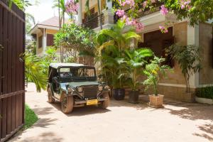 HanumanAlaya Colonial House, Hotel  Siem Reap - big - 57