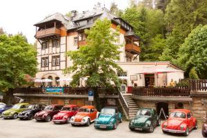 Pension Schrammsteinbaude - Bad Schandau