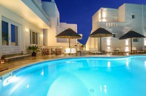 Villa Adriana Hotel, Apartmanhotelek  Ájosz Prokópiosz - big - 140