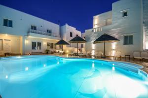 Villa Adriana Hotel, Apartmanhotelek  Ájosz Prokópiosz - big - 141
