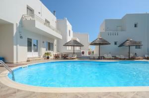 Villa Adriana Hotel, Apartmanhotelek  Ájosz Prokópiosz - big - 1