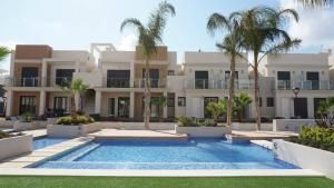 Zenia Beach Townhouse, Ferienhäuser  Playa Flamenca - big - 44