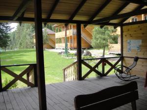 Гостиницы Артыбаша