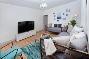 obrázek - Three Bedroom Hoboken Apartment