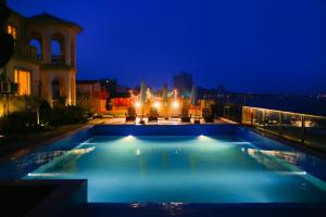 23 Degrees Garden Hotel, Nyaralók  Csinhuangtao - big - 22