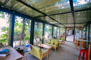 23 Degrees Garden Hotel, Nyaralók  Csinhuangtao - big - 26