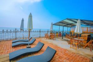 23 Degrees Garden Hotel, Nyaralók  Csinhuangtao - big - 27