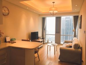 Tieshimen Suyue Apartment, Appartamenti  Suzhou - big - 5