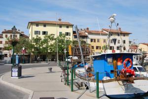 Hotel Alla città di Trieste, Hotel  Grado - big - 29