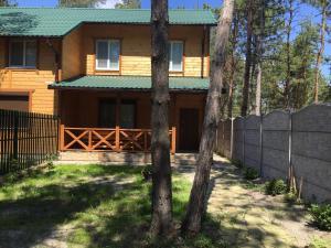Cottage in Sosnovom Boru - Chornomorka