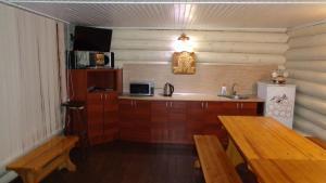 Dom s banej v Lyubyatovo - Podborov'ye