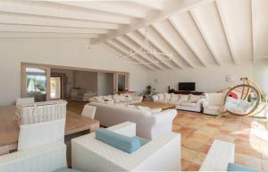 Villa bianca, Виллы  Арцакена - big - 7