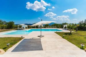 Villa bianca, Виллы  Арцакена - big - 8