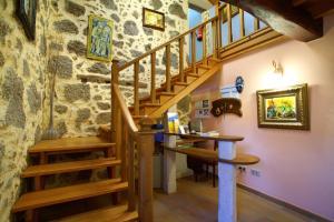 Hotel Rústico Casa Franco, Case di campagna  Adelán - big - 16