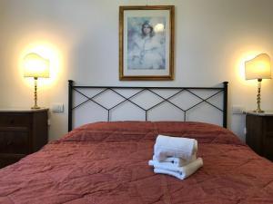Apartment In Villa Belvedere, Apartmány  Val di Pugna - big - 18