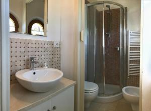 Apartment In Villa Belvedere, Apartmány  Val di Pugna - big - 21