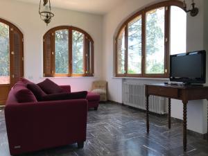 Apartment In Villa Belvedere, Apartmány  Val di Pugna - big - 31