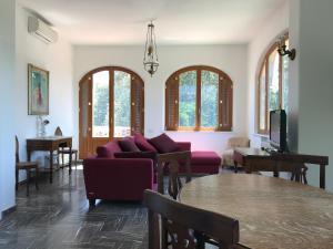 Apartment In Villa Belvedere, Apartmány  Val di Pugna - big - 33