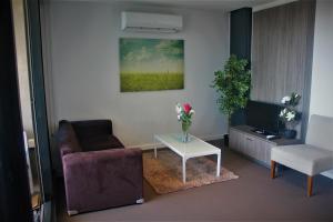 Melbourne CBD Studio, Апарт-отели  Мельбурн - big - 43