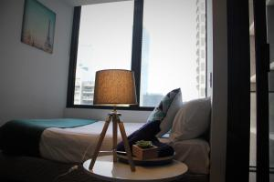 Melbourne CBD Studio, Апарт-отели  Мельбурн - big - 2