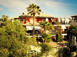 Hostels e Albergues - Hotel Aeollos