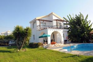 Follow the Sun Villa 4 - Argaka, Виллы  Argaka - big - 1
