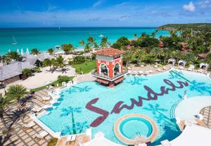 Sandals Grande Antigua All Inc..