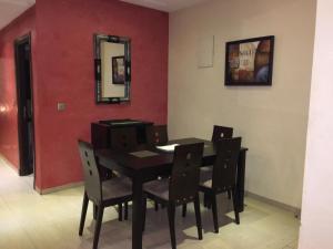 Appartement Islane 32 Luxueux, Ferienwohnungen  Agadir - big - 23