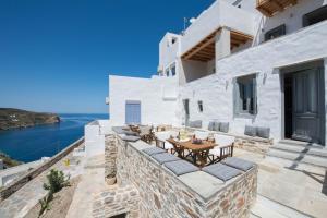 Athina Exquisite Houses, Ferienwohnungen  Kastron - big - 13