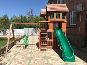 Guesthouse Saksonia, Pensionen  Goryachiy Klyuch - big - 65