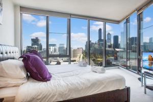 MJ Shortstay Whiteman St Apartment, Apartmány  Melbourne - big - 14